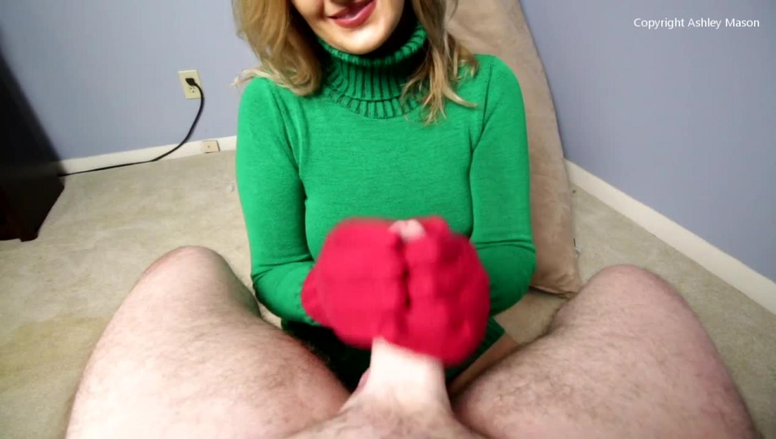 Secretary Green Sweater