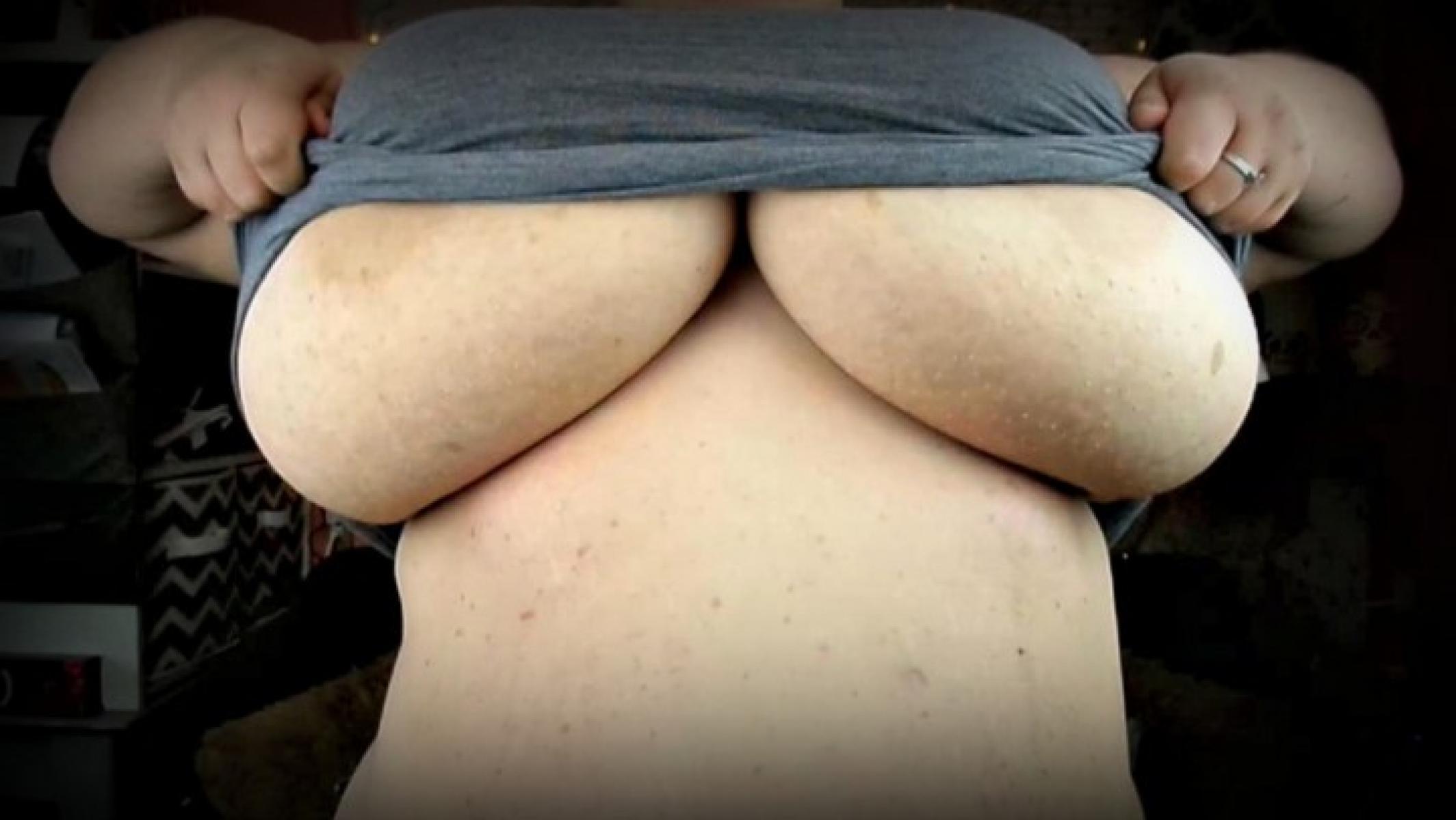 Massive Tits Drop