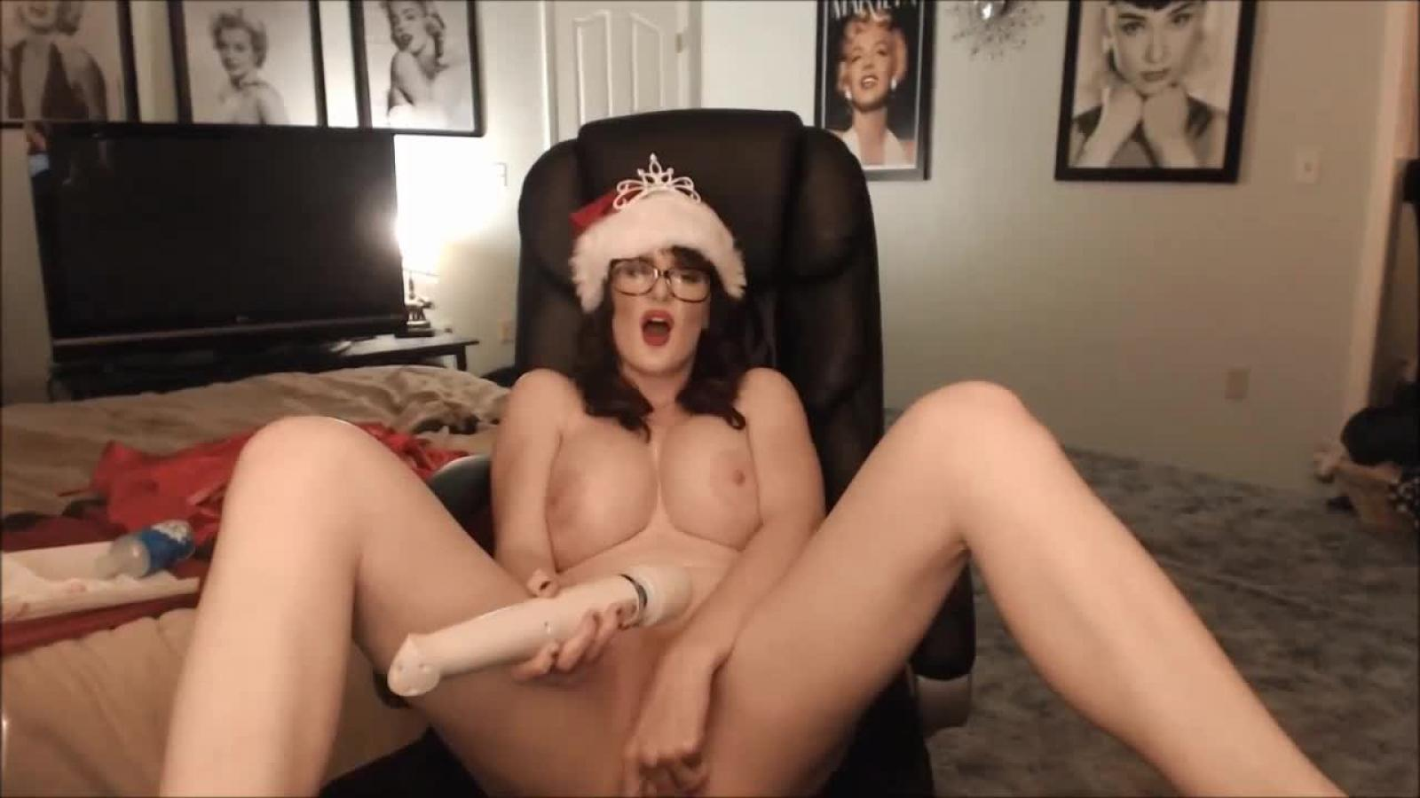 Merry fucking christmas candle i saw mommy kissing santa