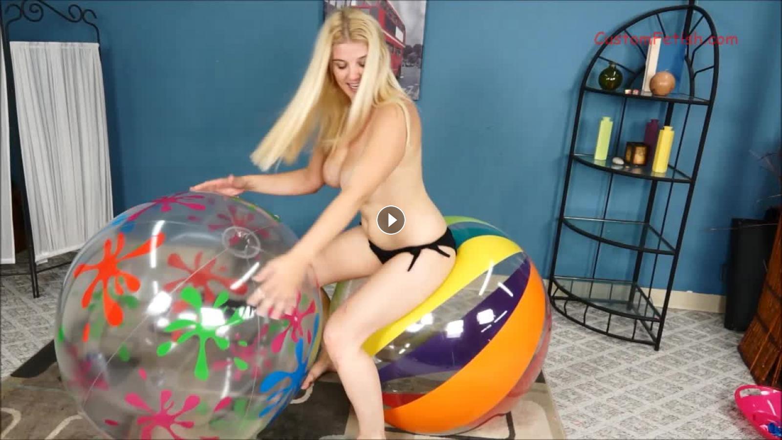 Inflatable fetish pics