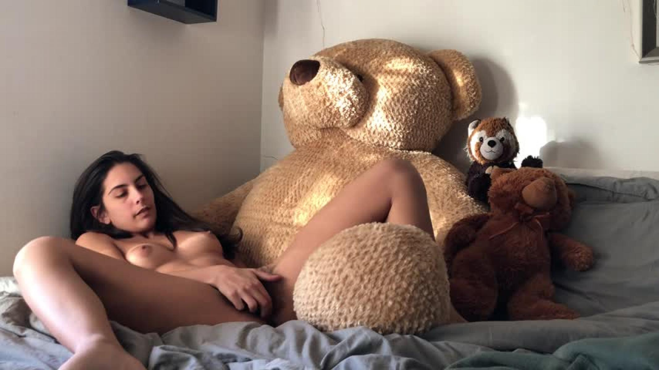 Teen Humps Teddy Bear