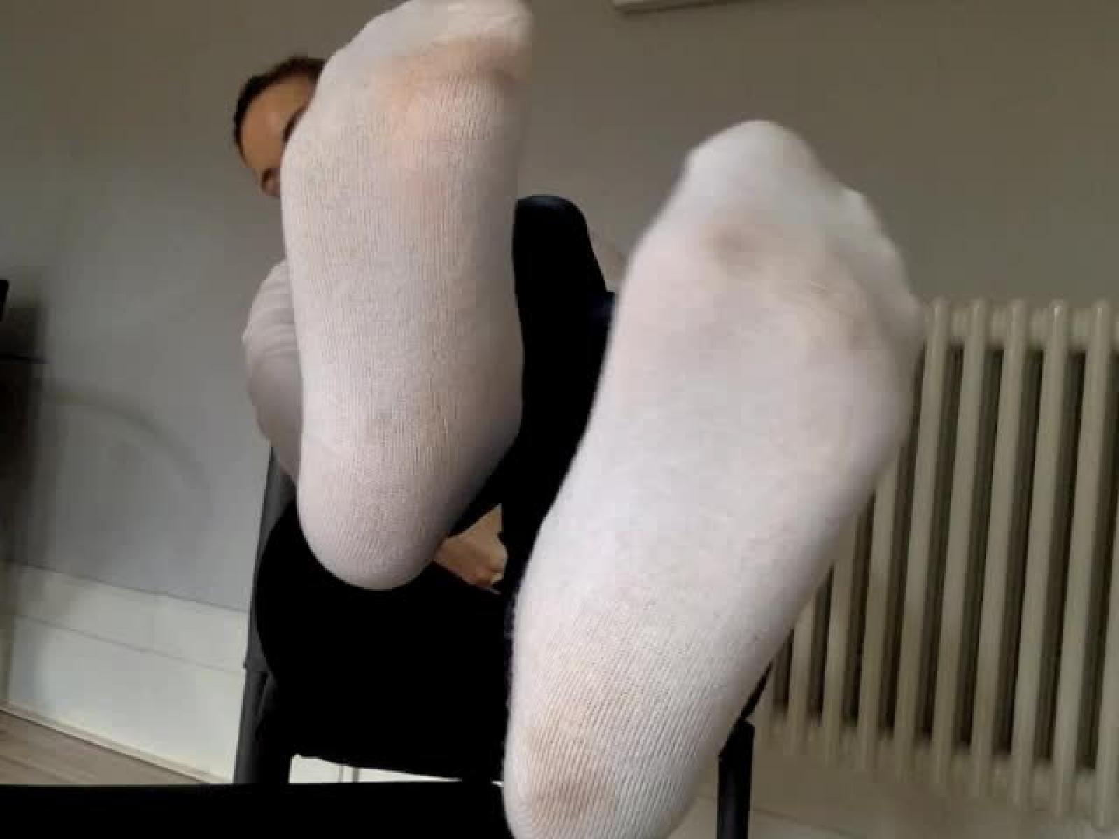 Yes feet socks new foot fetish photo