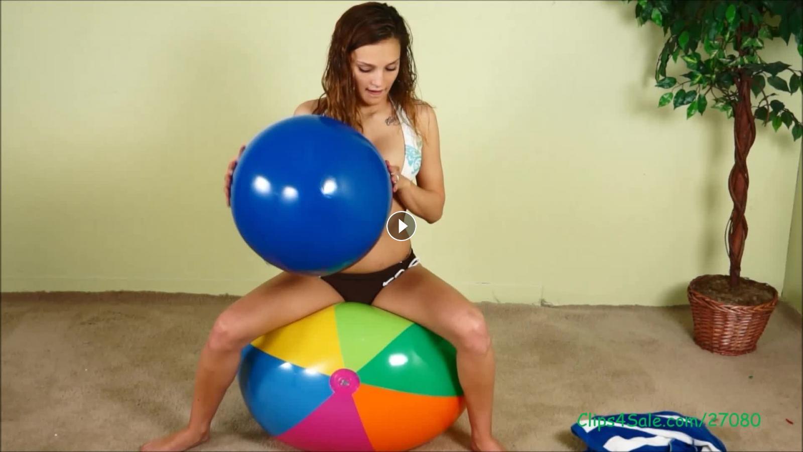 Free Balloon Fetish Porn Galery